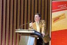 """Dr. Joachim Breuer anl. der ver.di-Veranstaltung zum """"Tag der Selbstverwaltung"""" am 11.05.2016 in Berlin"""