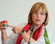 Stefanie Nutzenberger anl. der 10. Frauen-Alterssicherungskonferenz am 28.8.2014