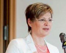 Gundula Roßbach anl. der 10. Frauen-Alterssicherungskonferenz am 28.8.2014