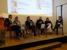 """gemeinsame Veranstaltung der ver.di mit der DAK Gesundheit zum Thema """"Migration und Gesundheit"""" am 26.4.2016"""