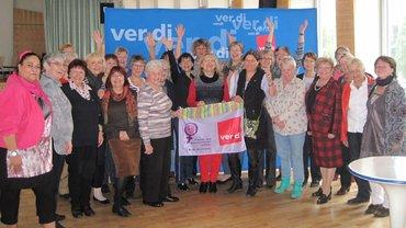 Bezirksfrauenkonferenz Mittelfranken am 22.10.2014