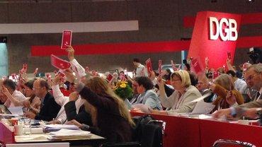 20. DGB-Bundeskongress 2014