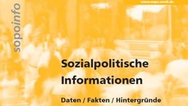 Logo Sozialpolitische Informationen