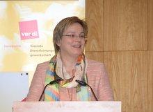 Eva Welskop-Deffaa anl. ver.di-Tag der Selbstverwaltung 2015 am 7.5. in Berlin