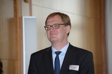 Prof. Dr. Stephan Rixen anl. ver.di-Tag der Selbstverwaltung 2015 am 7.5. in Berlin