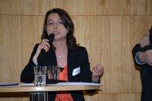 Dr. Tanja Klenk anl. ver.di-Tag der Selbstverwaltung 2015 am 7.5. in Berlin