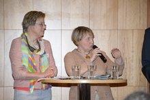 Katja Mast anl. ver.di-Tag der Selbstverwaltung 2015 am 7.5. in Berlin