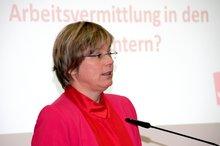 Eva Maria Welskop-Deffaa anlässlich der arbeitsmarktpolitischen Fachtagung der ver.di am 25.10.2013