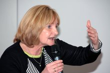 Karin Richter-Pitsch anlässlich der arbeitsmarktpolitischen Fachtagung der ver.di am 25.10.2013
