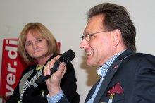 Jan Rübke anlässlich der arbeitsmarktpolitischen Fachtagung der ver.di am 25.10.2013