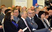 """Andrea Nahles anl. der Veranstaltung """"Psychische Gesundheit in der Arbeitswelt"""" am 19.3.2014 in Berlin"""
