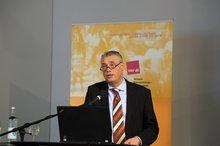 """Prof. Dr. Friedrich Hubert Esser anl. der ver.di-Fachkonferenz """"Teilhabe junger Menschen mit Behinderung an der beruflichen Ausbildung – Wie kann Inklusion gelingen?"""" am 4.11.2015"""