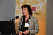 """Prof. Dr. Ruth Enggruber anl. der ver.di-Fachkonferenz """"Teilhabe junger Menschen mit Behinderung an der beruflichen Ausbildung – Wie kann Inklusion gelingen?"""" am 4.11.2015"""