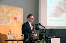 """Johannes Pfeiffer anl. der ver.di-Fachkonferenz """"Teilhabe junger Menschen mit Behinderung an der beruflichen Ausbildung – Wie kann Inklusion gelingen?"""" am 4.11.2015"""
