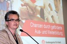 Beate Kostka anl. der arbeitsmarktpolitischen Fachkräftetagung von ver.di am 31.5.2011