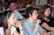Teilnehmer/innen anl. der arbeitsmarktpolitischen Fachtagung von ver.di am 31.5.2011