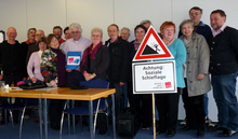 Der Bundeserwerbslosenausschuss anlässlich seiner Sondersitzung am 15.4.2014