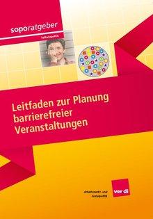 ver.di-Leitfaden zur Planung barrierefreier Veranstaltungen