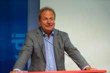 Frank Bsirske auf der 12. Frauen-Alterssicherungskonferenz