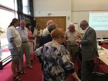 ver.di-Workshop zum Schweizer Rentensystem am 9.9.2016