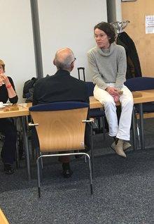 ver.di-Workshop zur Erwerbshybridisierung am 25.11.2016 in Berlin
