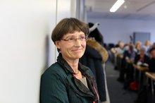 Doris Habekost anl. der Teilhabepolitischen Fachtagung der ver.di am 16.11.2016