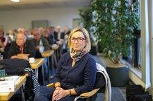 Sabine Devolder anl. der Teilhabepolitischen Fachtagung der ver.di am 16.11.2016