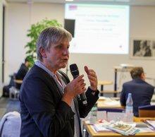 Lucie Pötter-Brandt anl. der Teilhabepolitischen Fachtagung der ver.di am 16.11.2016