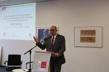 Detlef Scheele anl. der Teilhabepolitischen Fachtagung der ver.di am 16.11.2016