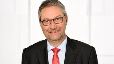 Uwe Klemens - Verbandsvorsitzender des Verbandes der Ersatzkassen e.V. (vdek)