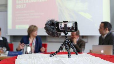 Pressekonferenz anlässlich des Starts des ver.di-Online-Portals sozialversicherung.watch