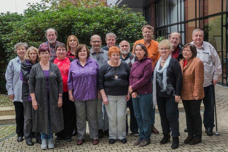 Mitglieder des Bundeserwerbslosenausschusses in ver.di (seit März 2015)