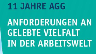 Fachdialog anl. 11. Jubiläum der Einführung des Allgemeinen Gleichbehandlungsgesetzes (AGG)