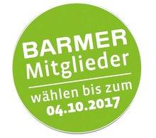 Logo zur späteren Sozialwahl bei der BARMER