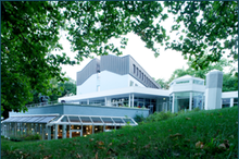 Bildungs- und Begegnungszentrum Clara Sahlberg in Berlin-Wannsee (ver.di-Bildungsstätte)