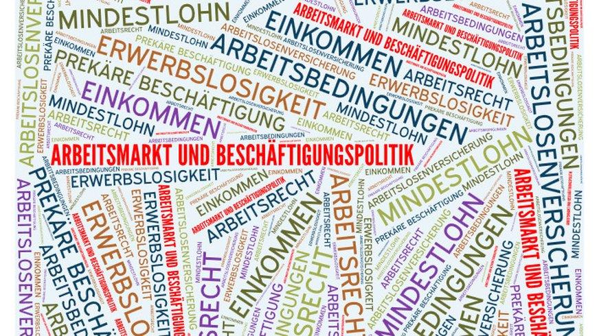 Arbeitsmarkt- und Beschäftigungspolitik
