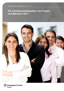 Titelblatt der Broschüre der Bundesagentur für Arbeit