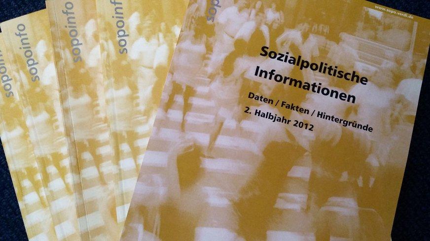 Sozialpolitische Informationen