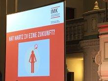 Debatte über die Zukunft von Hartz IV anlässlich der Tagung des Instituts für Makroökonomie und Konjunkturforschung (IMK) der Hans-Böckler-Stiftung