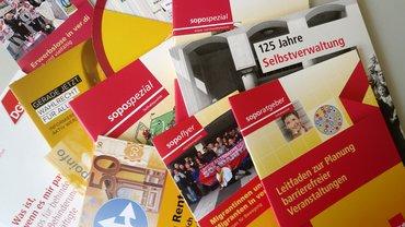 Publikationen des ver.di-Ressorts Arbeitsmarkt- und Sozialpolitik