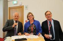 Präsentation des gemeinsamen Portals zur Sozialen Selbstverwaltung der DRV Bund und des vdek anl. der ver.di-Veranstaltung zum Tag der Selbstverwaltung am 17.5.2019 in Berlin