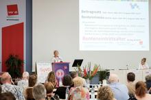 Dr. Judith Kerschbaumer anl. der 15. Frauen-Alterssicherungskonferenz am 28.8.2019 in Berlin