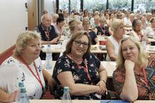 Die Initiatorinnen der inzwischen traditionellen Frauen-Alterssicherungskonferenzen