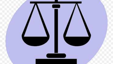 Waage der Justitia
