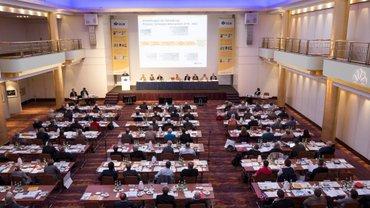 Vertreterversammlung der Sozialen Selbstverwaltung der Berufsgenossenschaft für Gesundheitsdienst und Wahlfahrtspflege (BGW) in 2017