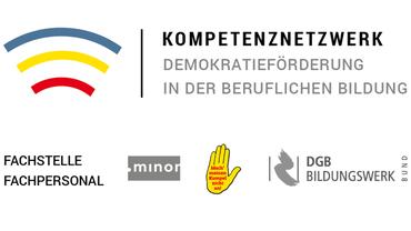 Logo des Kompetenznetzwerk Demokratieförderung in der beruflichen Bildung