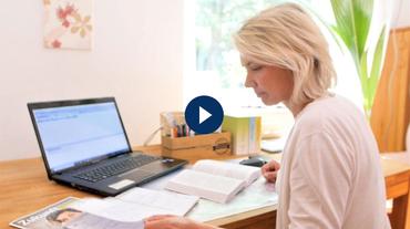 Imagevideo zum Ehrenamt als Versichertenberater*in bei der DRV Bund