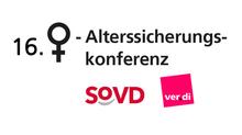 16. Frauen-Alterssicherungskonferenz