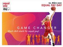 Game-Changer-Kampagne, Mach dich stark für equal pay!