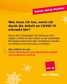 Corona - Kenne deine Rechte! (deutsch)